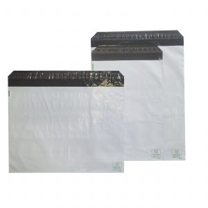 Grey Poly Mailers