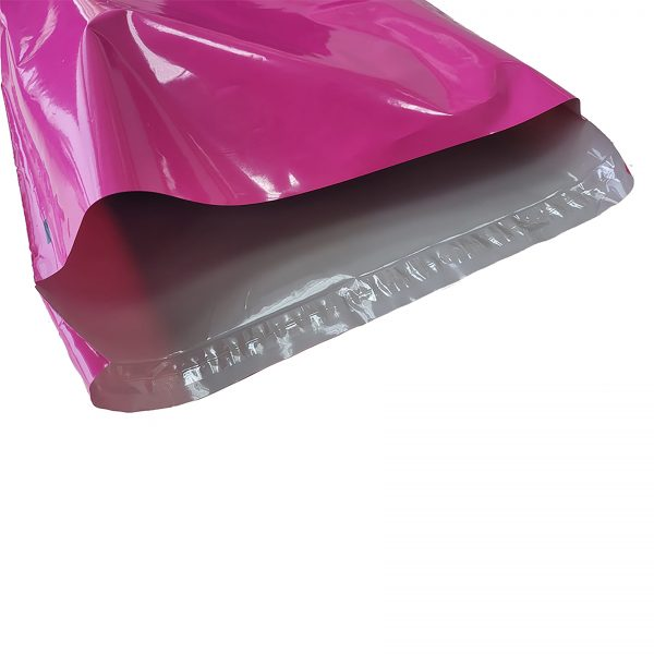 Warm Red Poly Mailer