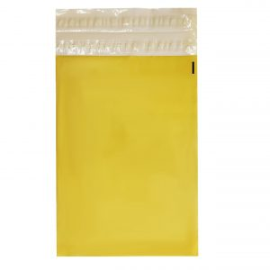 Yellow Poly Mailer