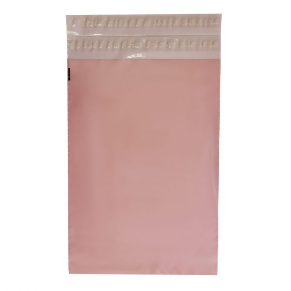 Pink Poly Mailer Back
